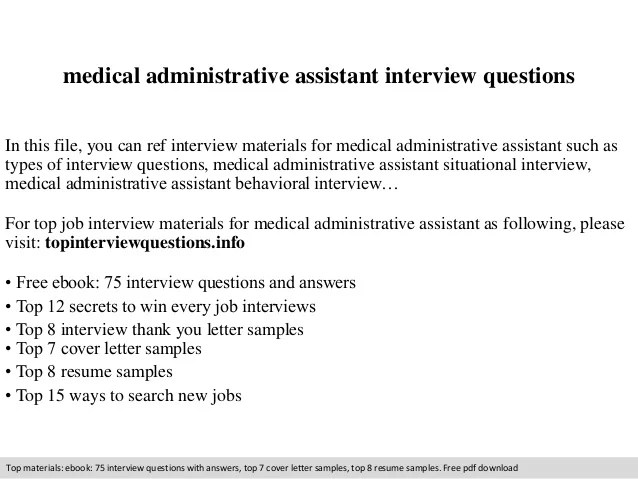 medical assistant interview thank you letter - Onwebioinnovate