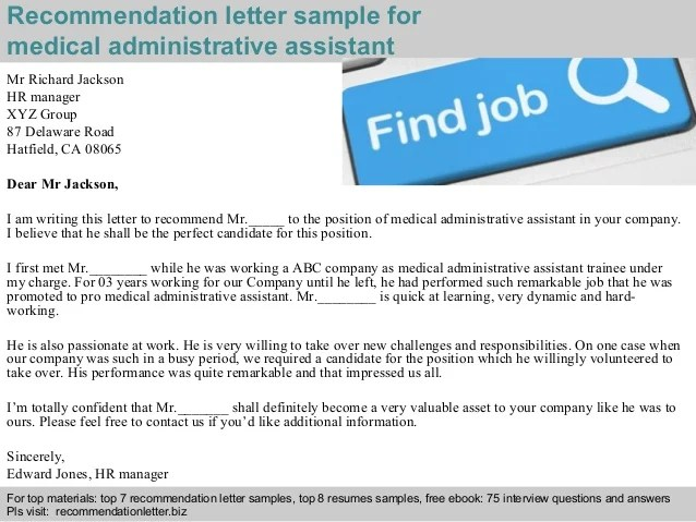 Letter Of Recommendation For Research Assistant towelbars