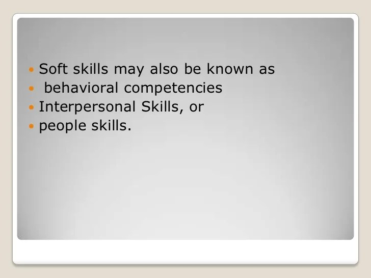 soft skills resume example - Alannoscrapleftbehind - resume soft skills example