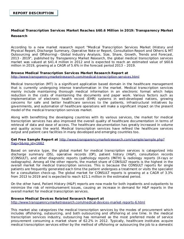 Research Report Sample. Sample Market Research Report Pdf Report ...