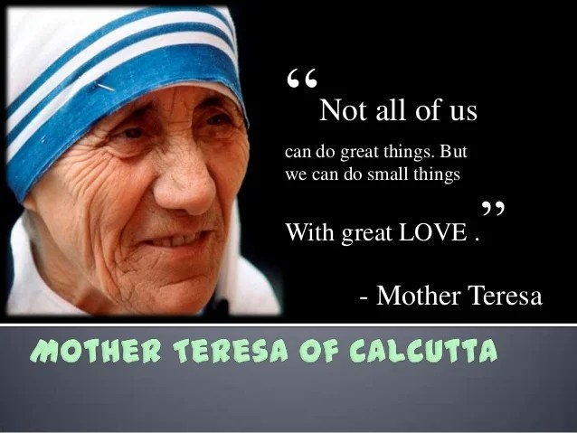 Wallpaper Images With Tamil Quotes Mother Teresa