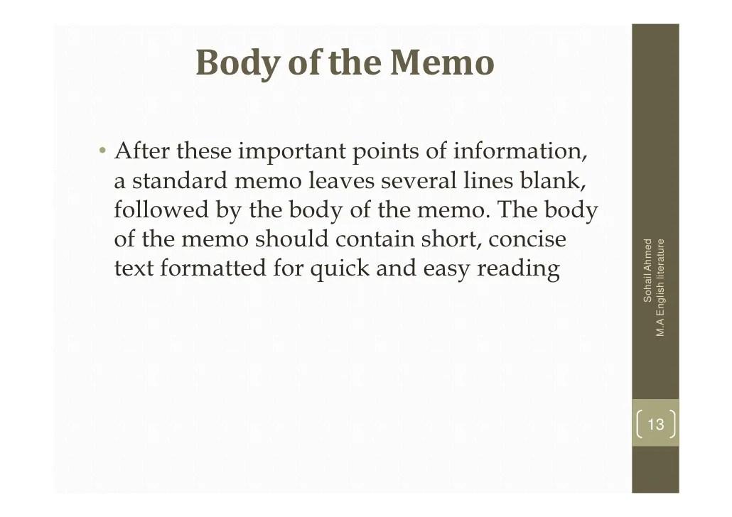 blank memo template - Onwebioinnovate