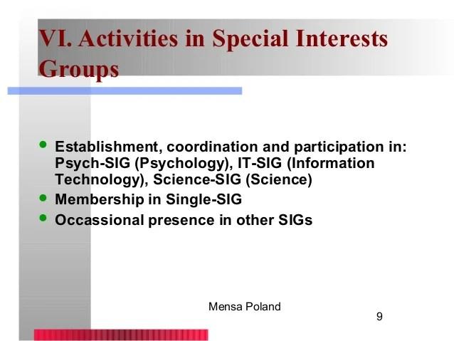 Special interests hobbies resume Pad-likedga