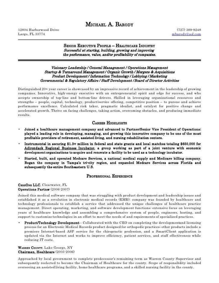sample resume for daycare owner