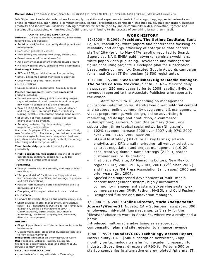 social media consultant resumes - Ozilalmanoof - social media consultant sample resume