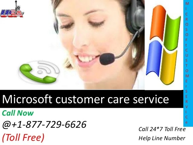 microsoft customer service line - Onwebioinnovate