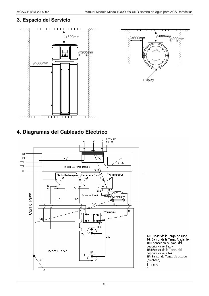 10 kw onan diagrama de cableado
