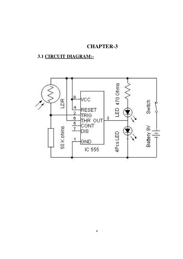 stop light wiring diagram for street