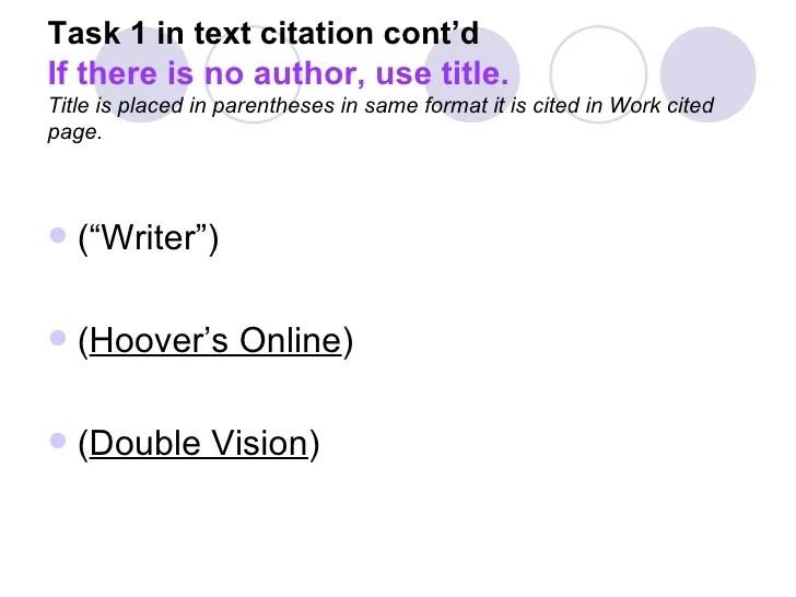 mla book citation format - Funfpandroid