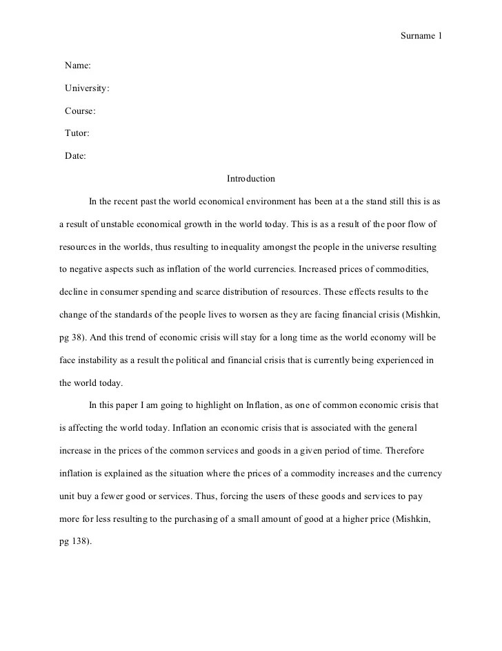 asa format example essay personal statement pre health advising how to write chicago style
