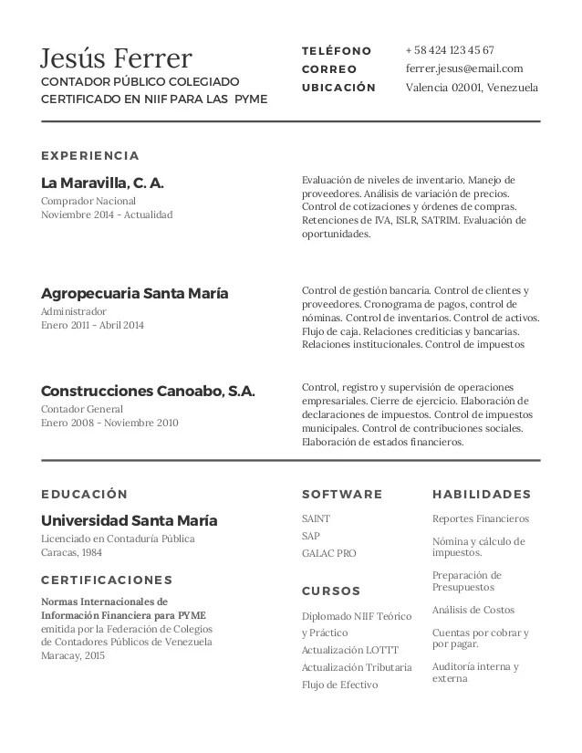 ejemplo de un curriculum vitae guatemala elaboracin de currculum vitae en blog guatemala modelo de curriculum