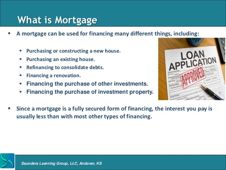 Mortgage banking overview