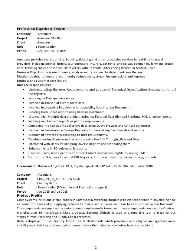 Magnificent Accenture Analyst Cover Letter With Additional ...