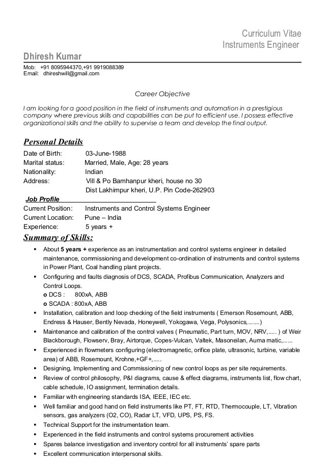 it engineer resume objective examples
