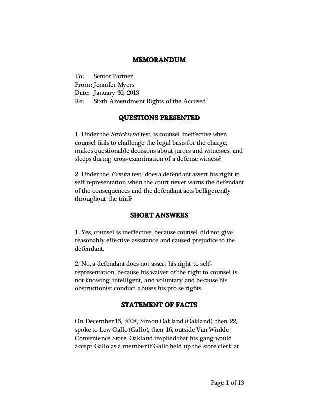 professional memo examples - Minimfagency - Professional Memo Template