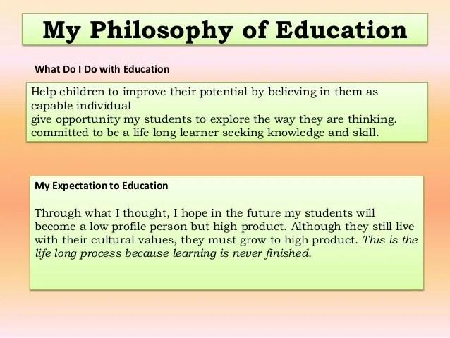 Constructivism Philosophy Of Education Wikipedia My Philosophy Of Education Summary Edited