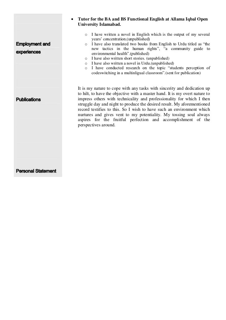 how to write a resume summary that gets interviews - How To Write A Resume Summary That Gets Interviews