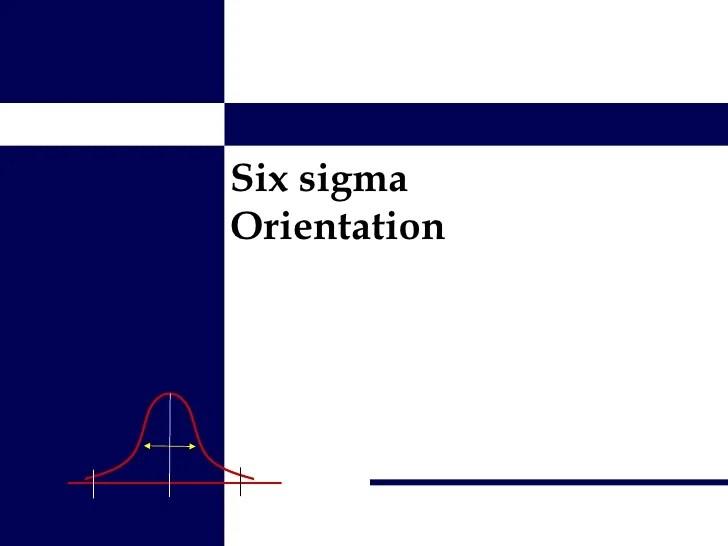 orientation presentation ppt