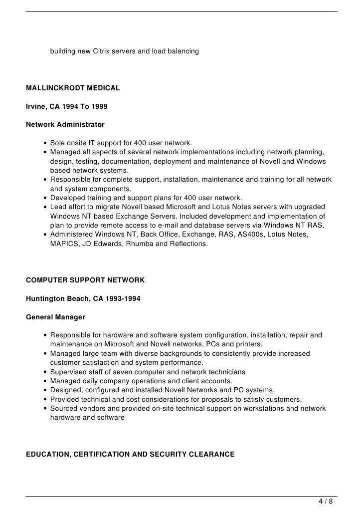 sales administrator resume - Towerssconstruction