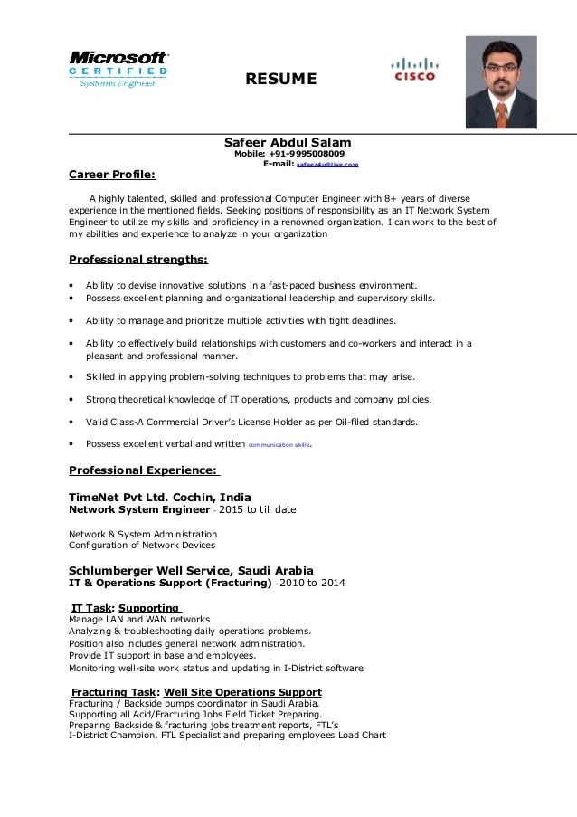 resume linkedin upload