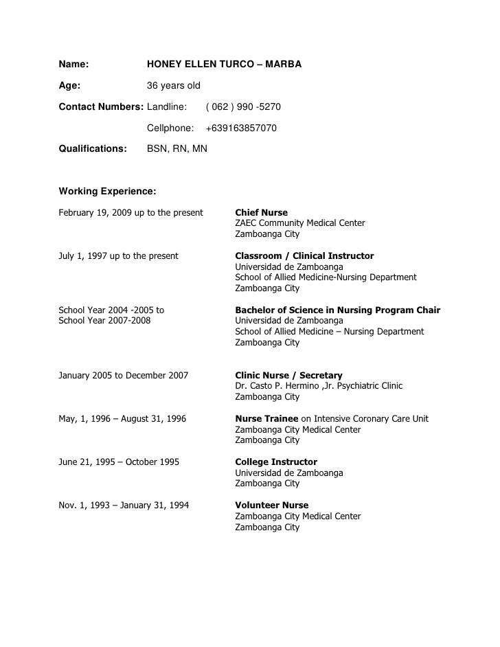 resume examples for highschool dropouts