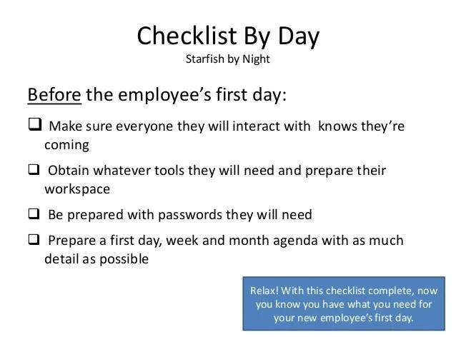 new employee orientation schedule - Apmayssconstruction