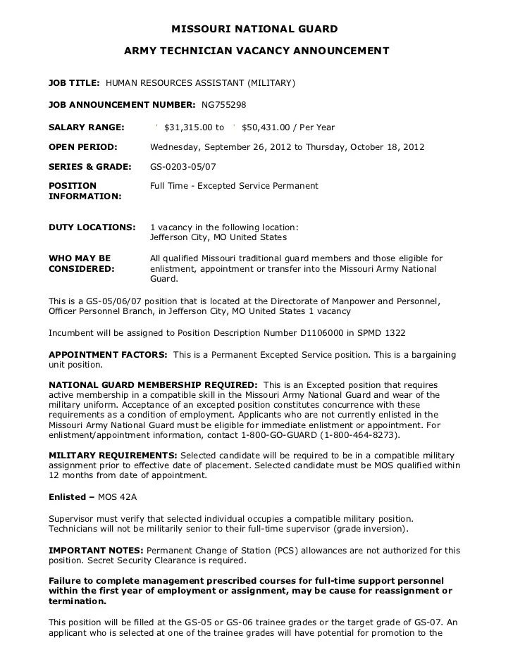 42a resume examples