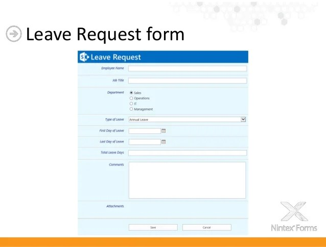 leave request form template - Intoanysearch - sample leave request form