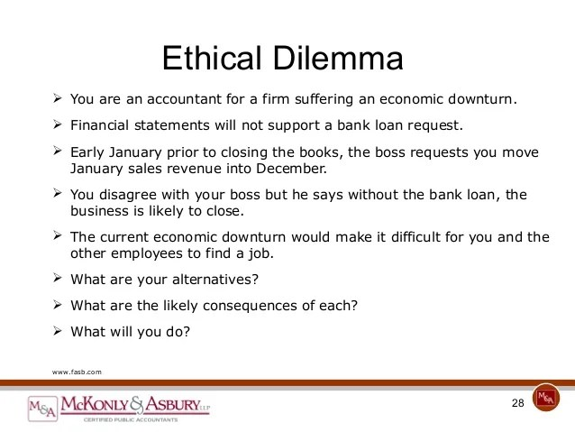 Mckonly Asbury Webinar Business And Personal Ethics