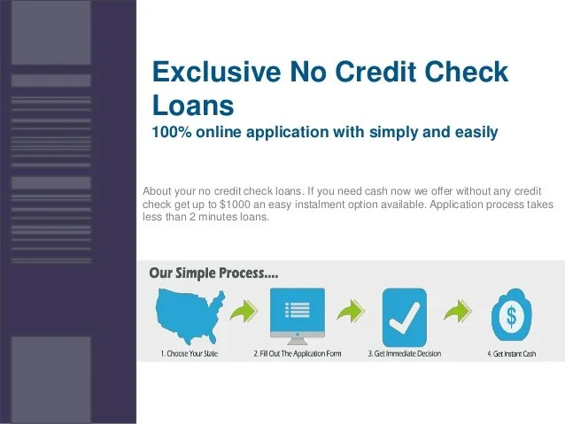 No Credit Check Loans Delaware - Here Is The Cash Assistance Without