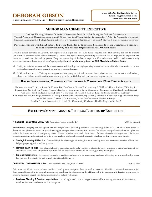 best non profit resumes reentrycorps - Non Profit Resume