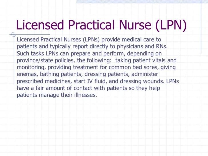 Charge Nurse Resume Job Description – Rn Job Description