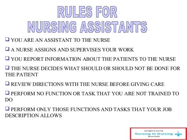 list of cna duties - Onwebioinnovate - cna job duties