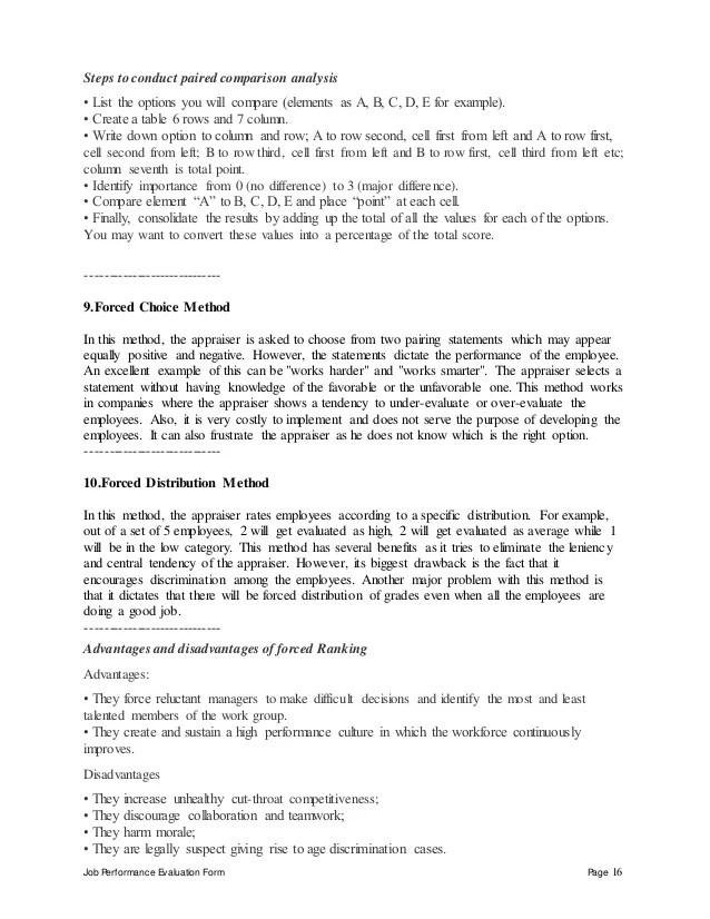 nursing self assessment examples - Alannoscrapleftbehind - job self assessment
