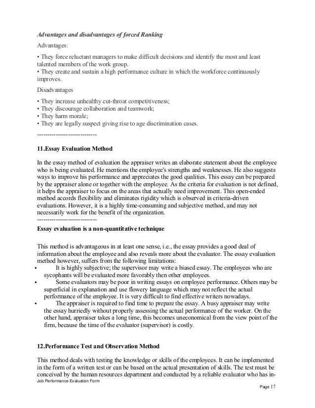 Course Evaluation Template For The Instructor · For The Student - class evaluation template