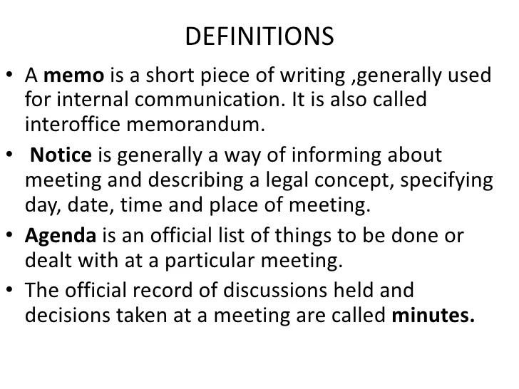 internal office memorandum - Onwebioinnovate