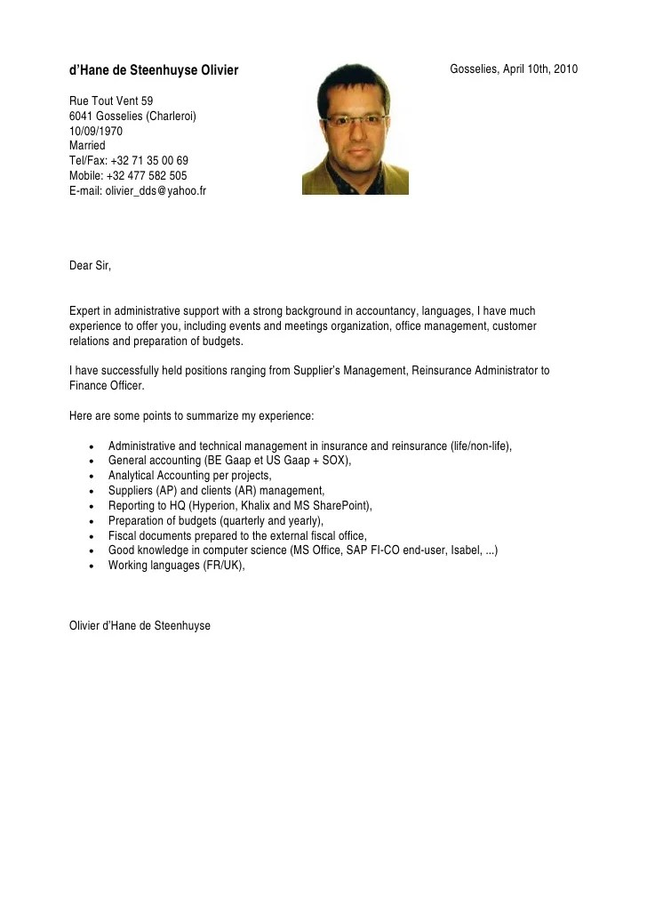 cv resume academic olivier dds cv uk 2010 short