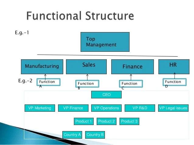 Free Company Profile Template Rfp Templates Organizational Structure By Vishal Srivastava