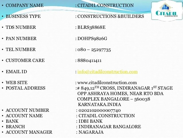 Panchayat khata loans in bangalore