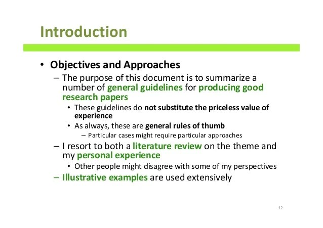 how to write a good objective - Josemulinohouse - how to write an objective