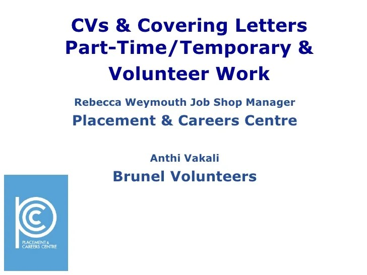 Write A Cv For Part Time Job How To Write A Cv Or Curriculum Vitae With Free Sample Cv Write A Cv For Part Time Jobs