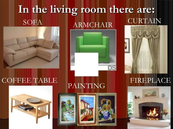 Sofa Set Parts Name Parts Of Houses And Furniture