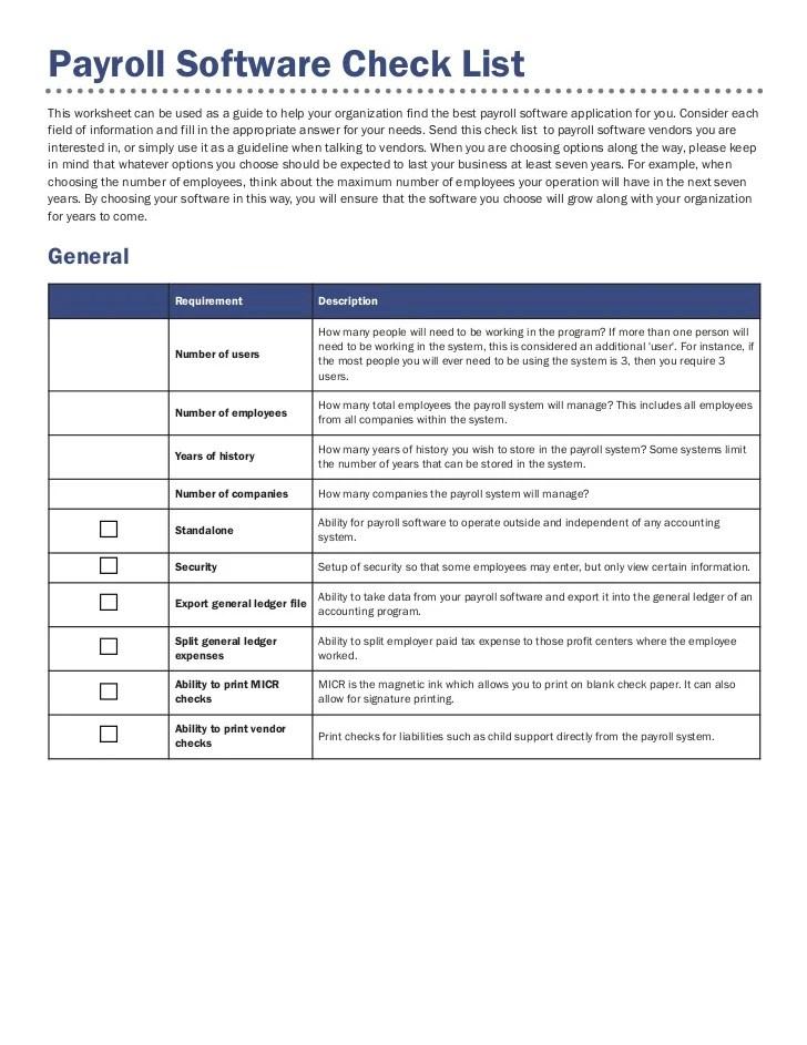 New Employee Checklist Form – New Employee Checklist Template