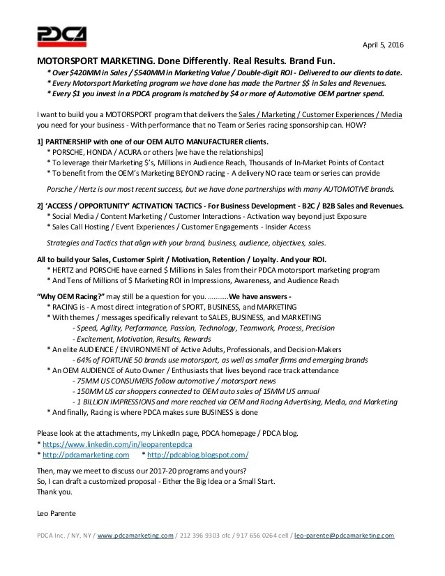 sales and marketing cover letter - Josemulinohouse - cover letter marketing