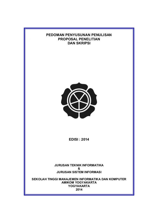 Proposal Pendidikan Berbahasa Inggris Contoh Proposal Skripsi Tugas Akhir Sarjanaku Cara Membuat Skripsi Dan Contoh Format Proposal Skripsi