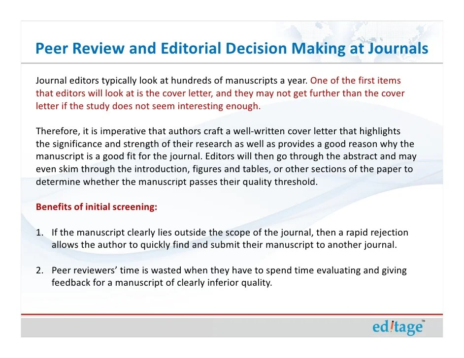 cover letter for publishing an article Episode summary in the second episode in our publishing series we take a look at the topic of the cover letter many researchers spend a great deal of time and effort to craft their article, create the best graphics, go through seemingly endless drafts, all of which were discussed in episode 1.