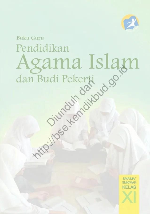 Rpp Pendidikan Agama Islam Kurikulum 2013 Cdpendidikan Rpp Kurikulum 2013 Sma Smp Pendidikan Agama Islam Dan Budi Pekerti Sma Kelas Xi Buku Guru