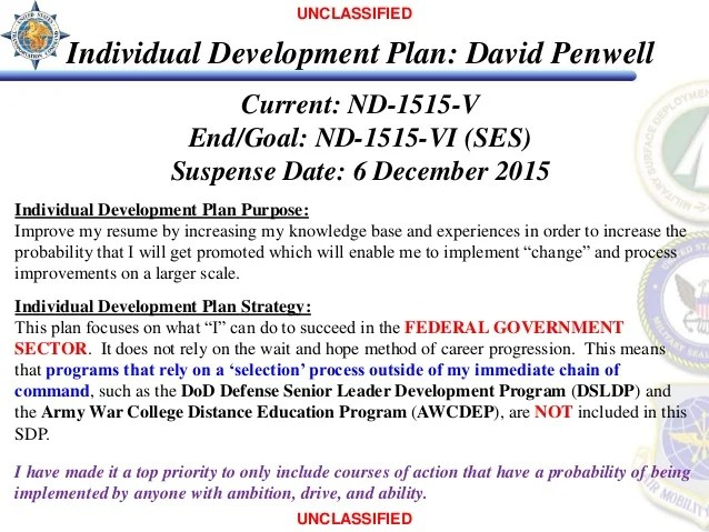 personal development plans example - Minimfagency - example of a personal development plan sample