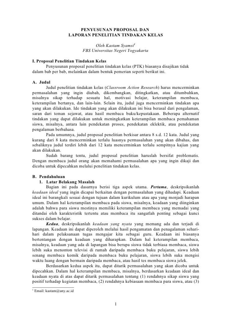Contoh Laporan Hasil Penelitian Ekonomi Contoh Laporan Hasil Penelitian Roro Fajriyati Contoh Ptk Dan Proposal Ptk Review Ebooks