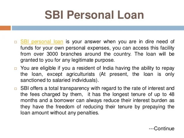 Which Bank Personal Loan Would You Prefer: SBI or HDFC?